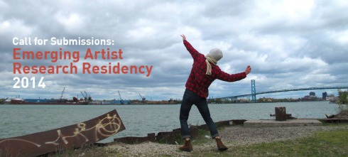 University of Windsor Emerging Artist Residency